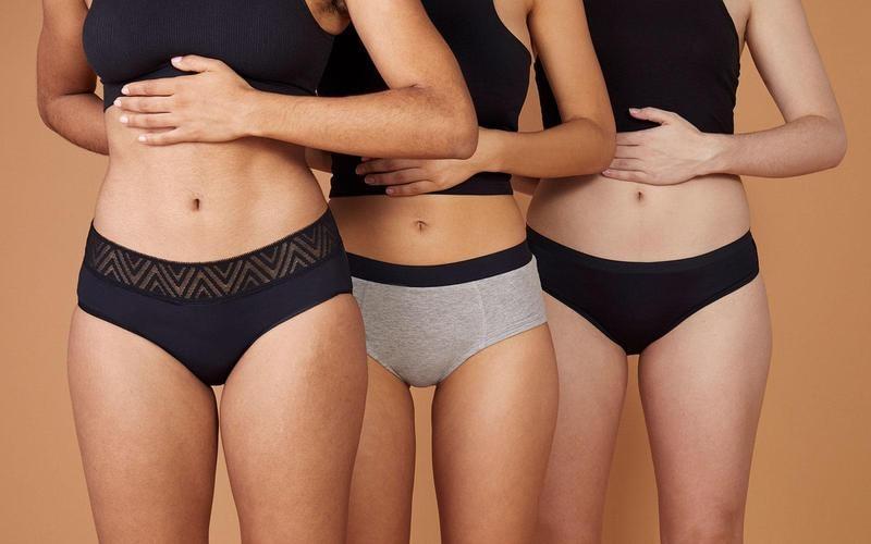 Bragas menstruales Thinx