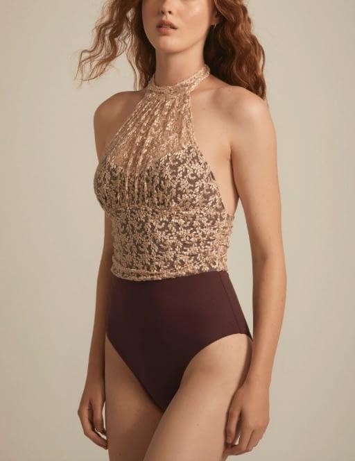 Ideas de outfit de fiesta con lencería