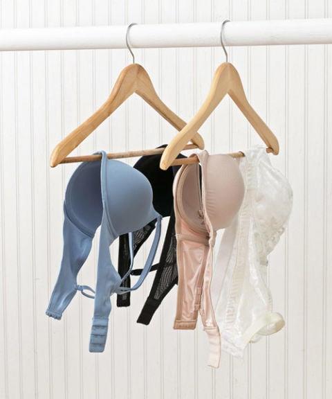 Cuánta ropa hay que tener: armario cápsula de lencería